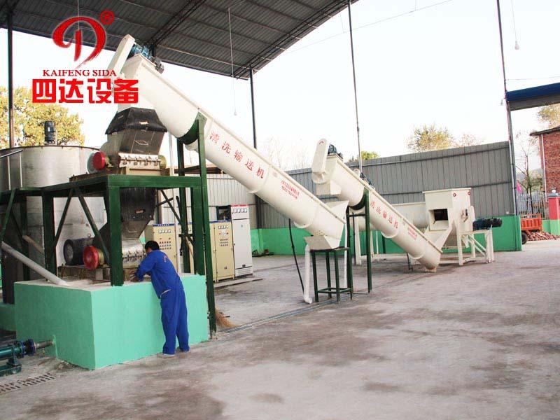 重庆万州择实公司的四达红薯竞博job官网烘干机jbo竞博在线登录现场图